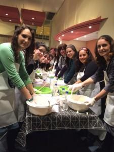 Challah bake 3