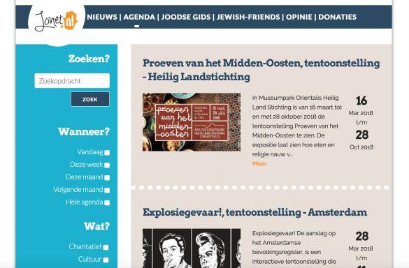 Jonet.nl 2.0 agenda