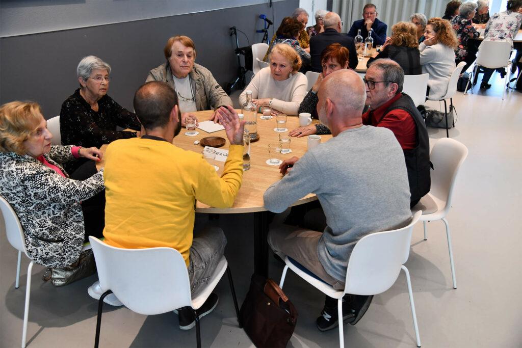 Foto VBV bijeenkomst.