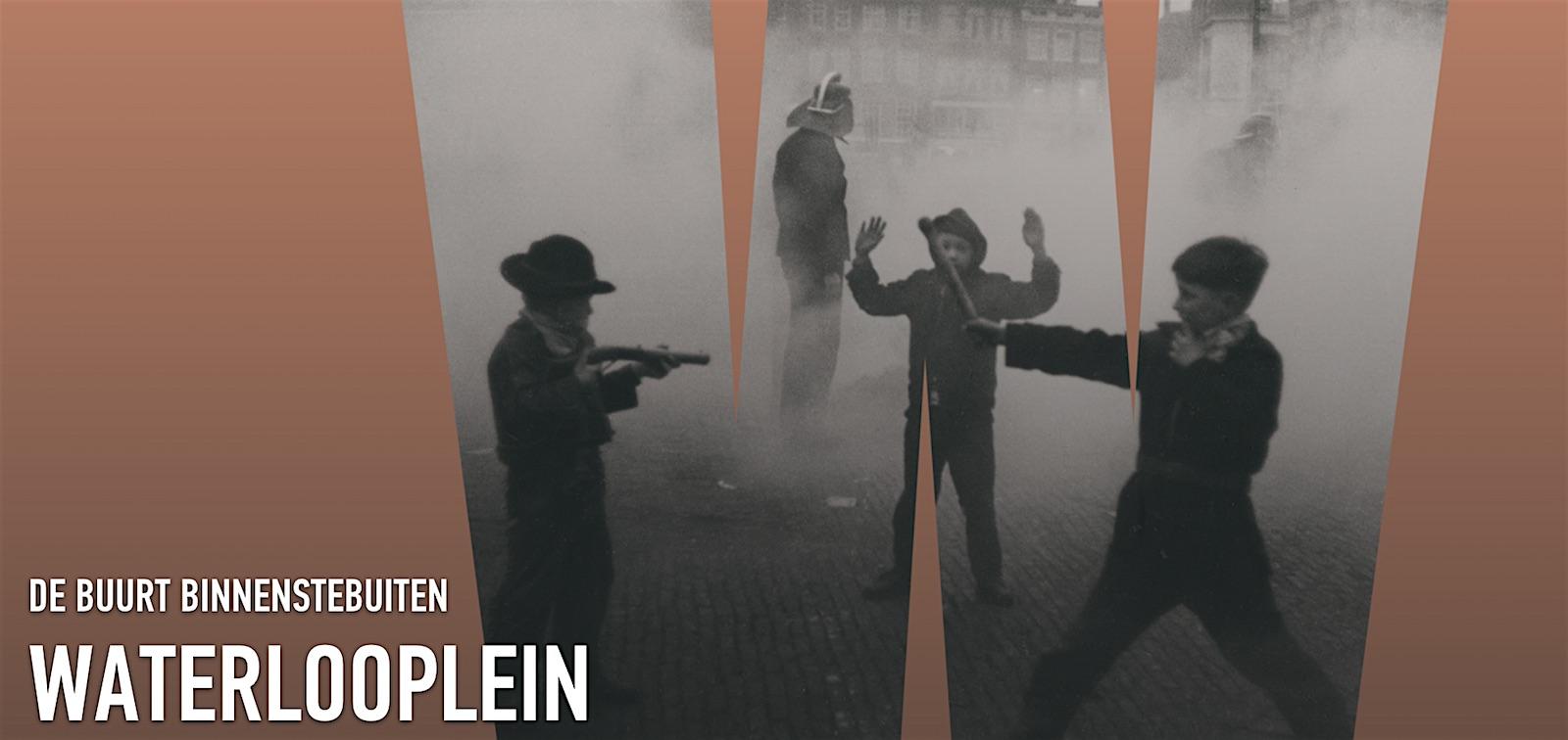 Expositie Waterlooplein
