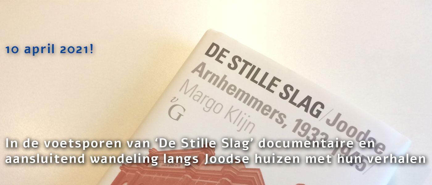 In de voetsporen van 'De Stille Slag', documentaire - Arnhem