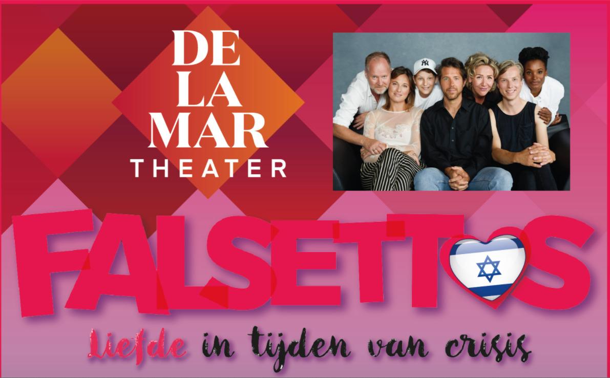 Falsettos, musical - Amsterdam